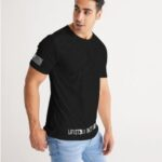 Black Lifestyle International 1st Class Tee