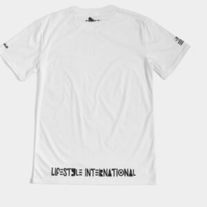 White Lifestyle International 1st Class Tee