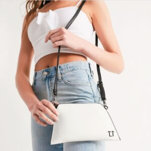 Cross-body Wristlet Handbag
