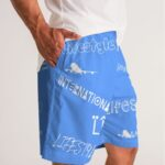 Lifestyle Overseas shorts sky blue 2