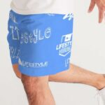 Lifestyle Overseas shorts sky blue 3