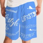 Lifestyle Overseas shorts sky blue 4