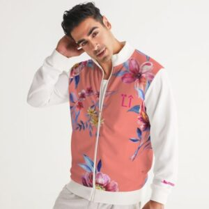 Smell the Flowers Track Jacket