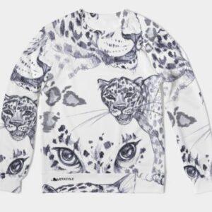 Jungle Leopard sweatshirt