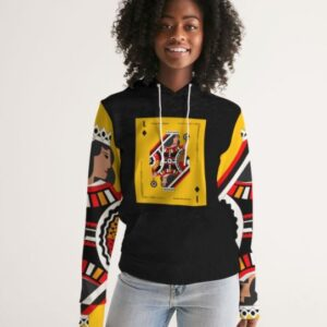 Deck of Cards Hoodie (Black)