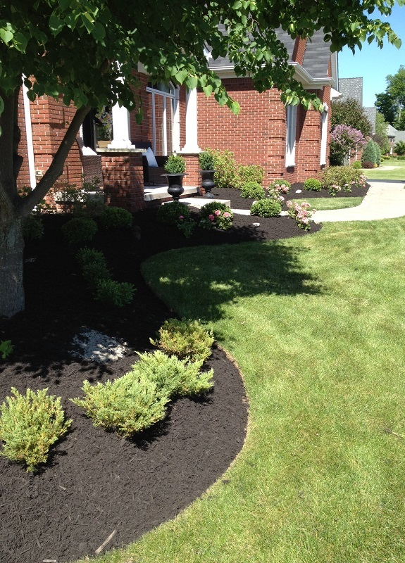 Landscaping services provided to WNY including Hamburg and Orchard Park.