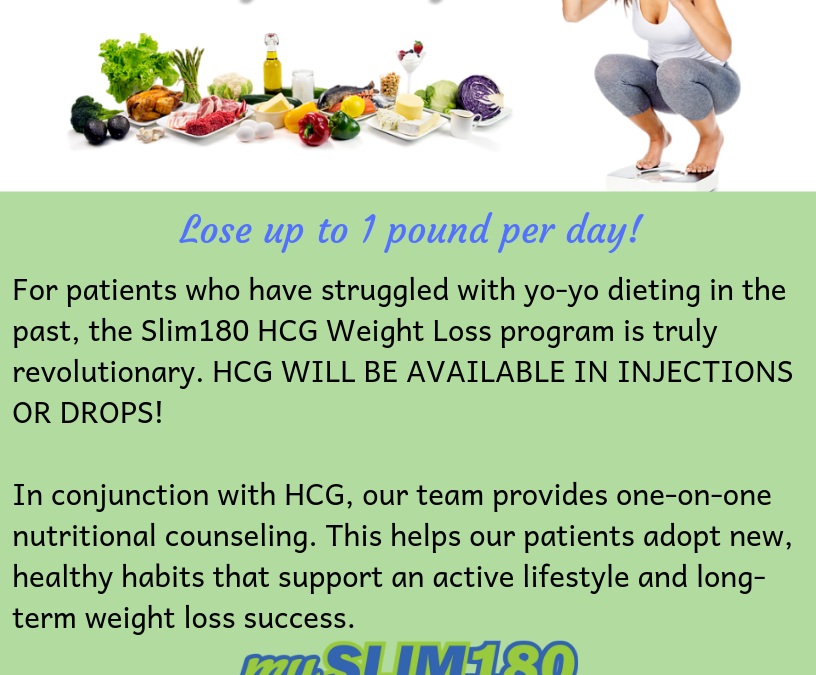 Medically Supervised HCG Weight Loss Program