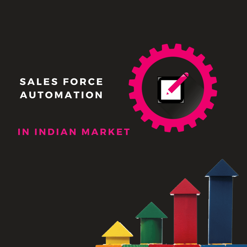 Sales Force Automation in the Indian Market