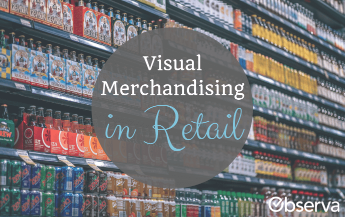 visual merchandising in retail