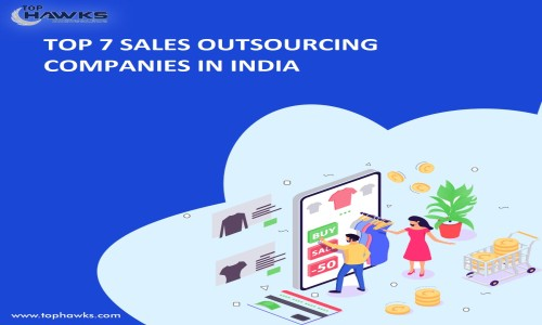 Top 7 Sales outsourcing companies in India