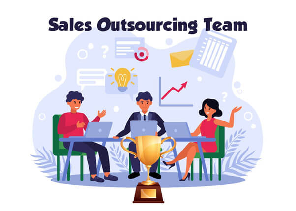 5 Determining Factors of A Successful Outsourced Sales Team