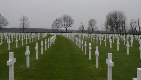 Magraten, Netherlands American Cemetery