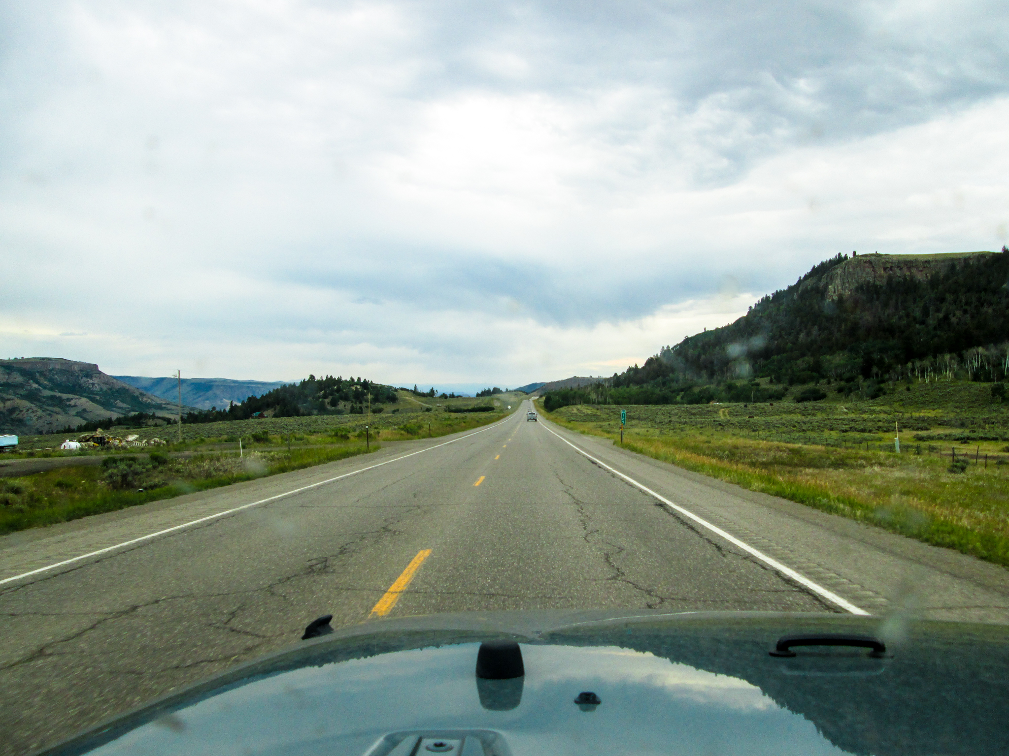 Gunnison to Lake City
