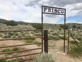 Frisco Ghost Town Cemetery