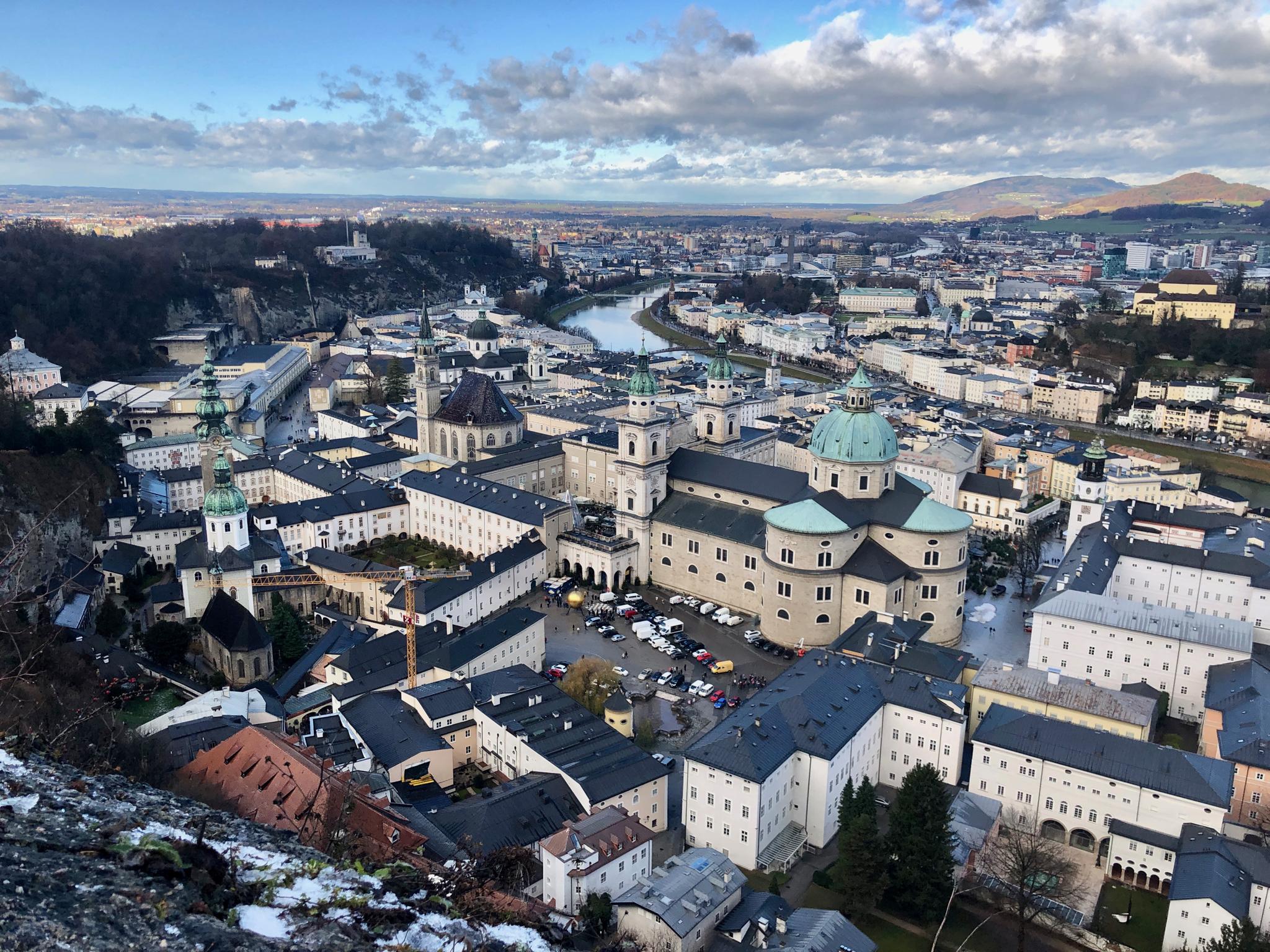 Salzburg Überblick