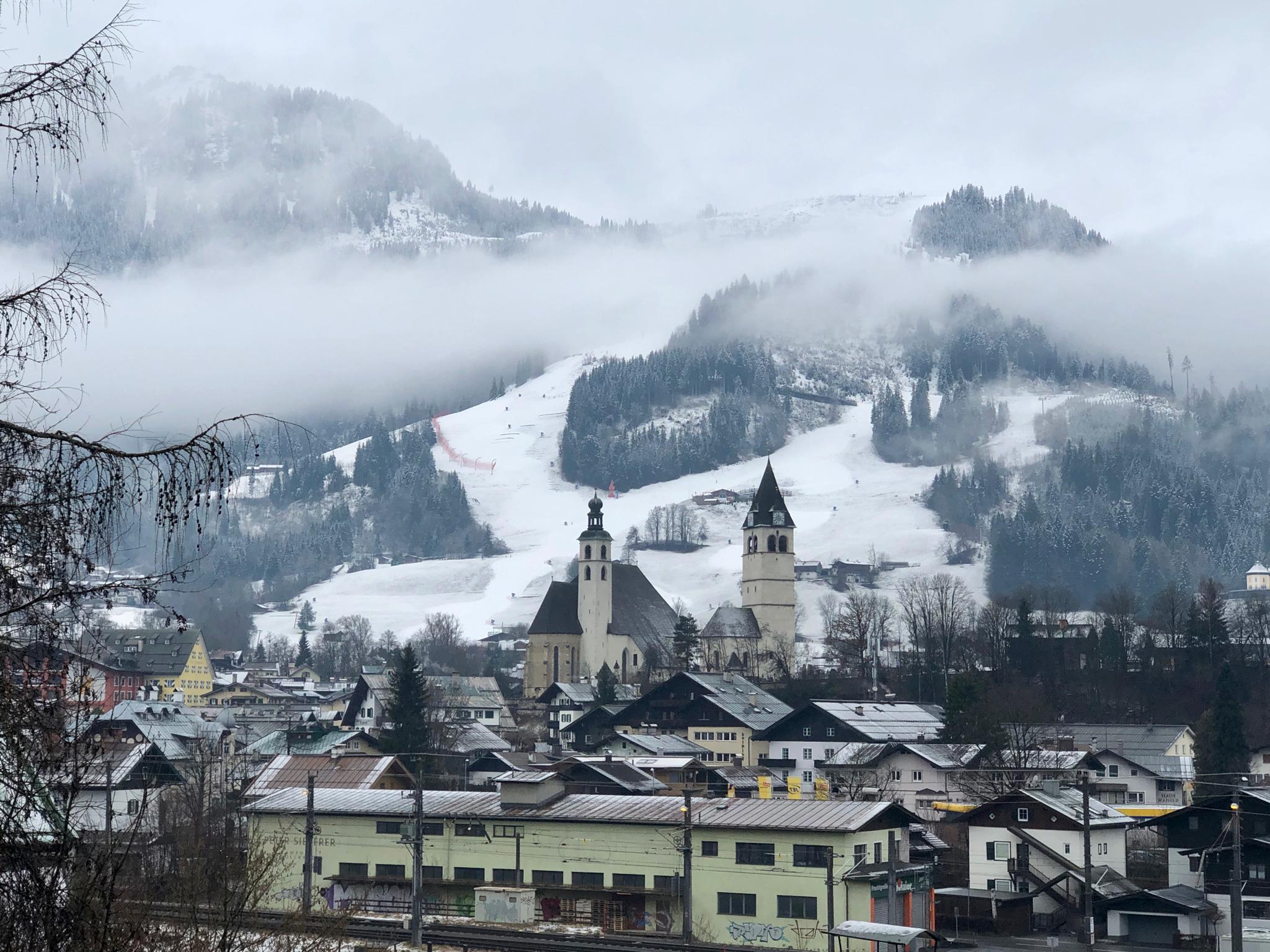 Hahnenkamm in Kitzbühel