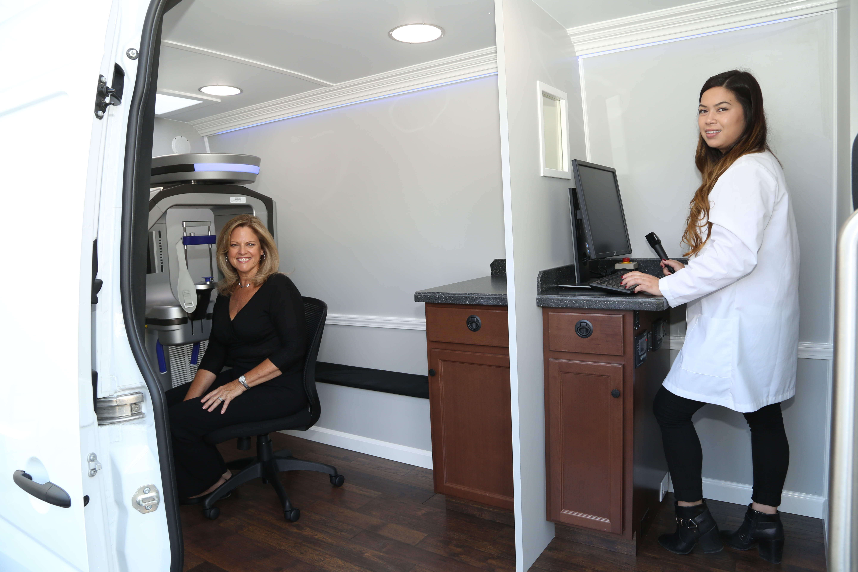Mobile Dental Imaging