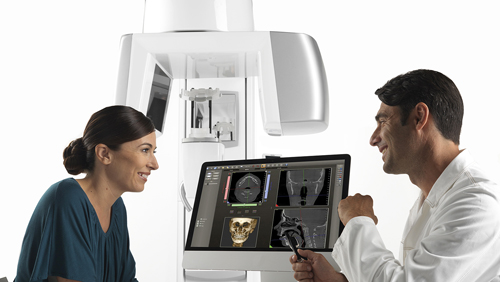 Mobile Dental Panoramic X-Ray