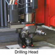 Drilling Head