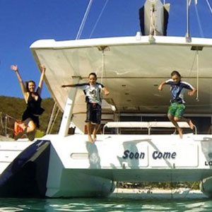 Luxury Caribbean Family Yacht Charters