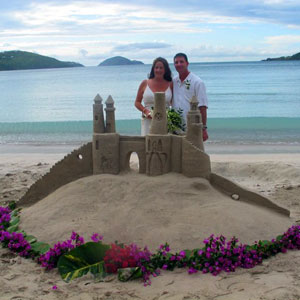 Luxury Caribbean Wedding Yacht Charters