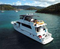 Charter Yacht McGregor III