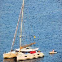 Charter Catamaran Ma Cherie Amour