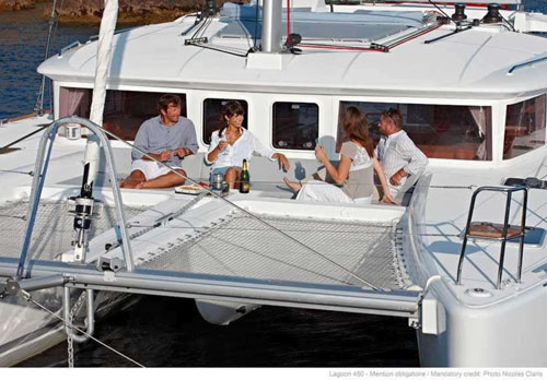 Luxury Yacht Charters in St. Thomas USVI/BVI