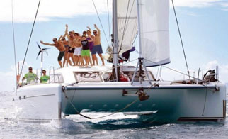 Visit St. John on your BVI / USVI Yacht Charter