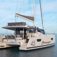 Charter Yacht Champagne