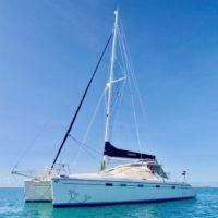 Charter Yacht Isolablue