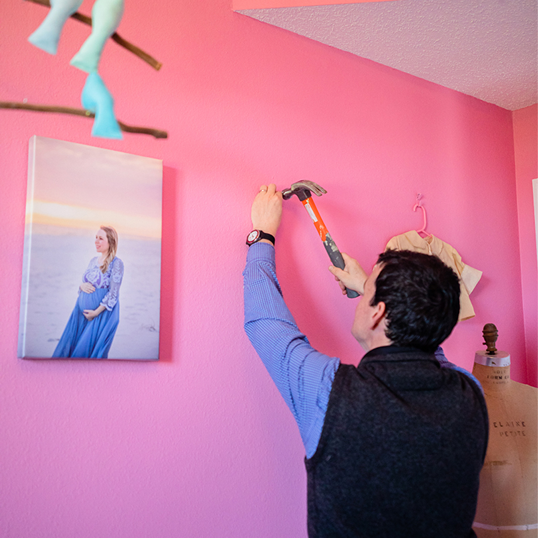 Decorating a Baby Nursery on a Budget