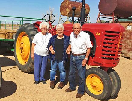 Sammy, Nancy and Tommy