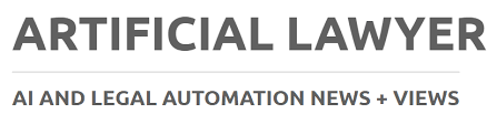 Artificial Lawyer logo