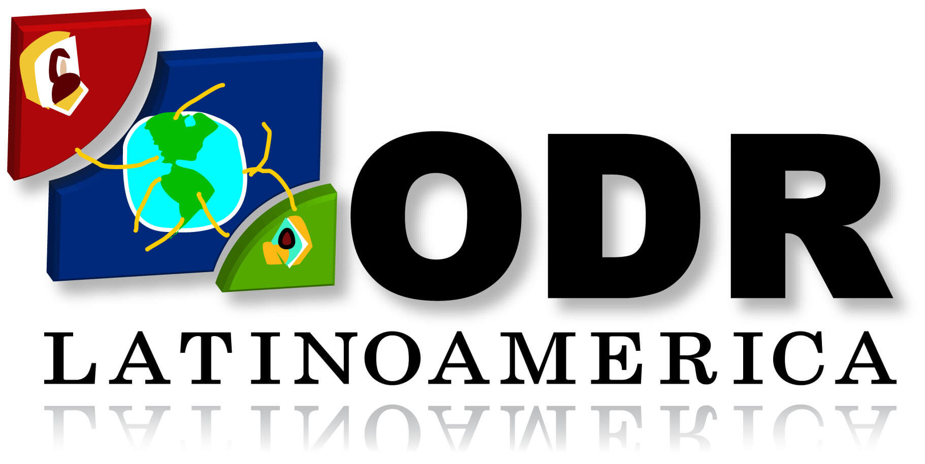 Latino America ODR logo