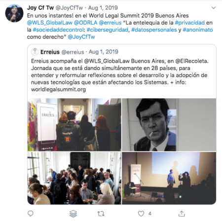 Buenos, Aires WLS 2019