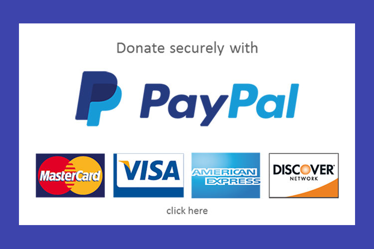 Give through PayPal