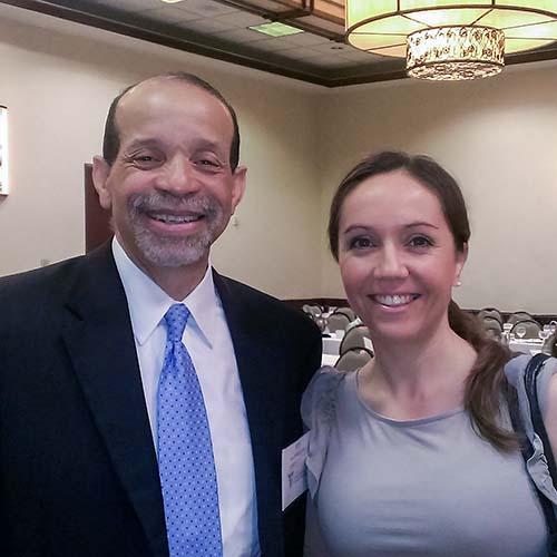 Dr. Kim Williams and Dr. Sofia Pineda Ochoa   Meat Your Future