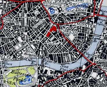John Marius Wilson's description of Pimlico