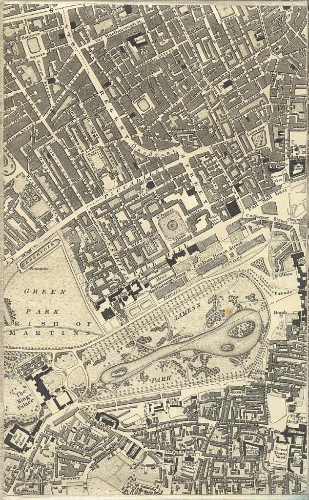 North of Pimlico - 1827