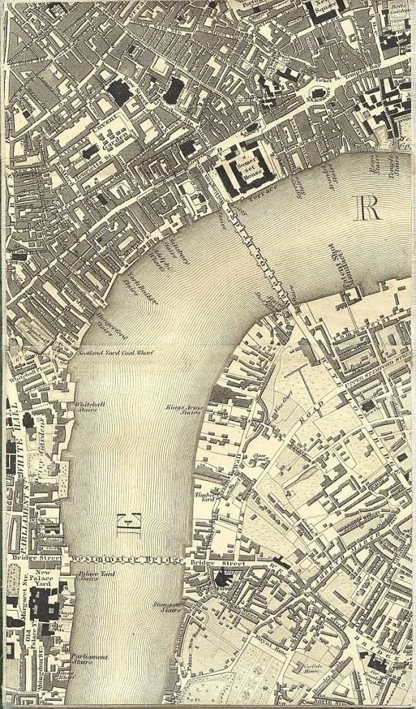 East of Pimlico - 1827