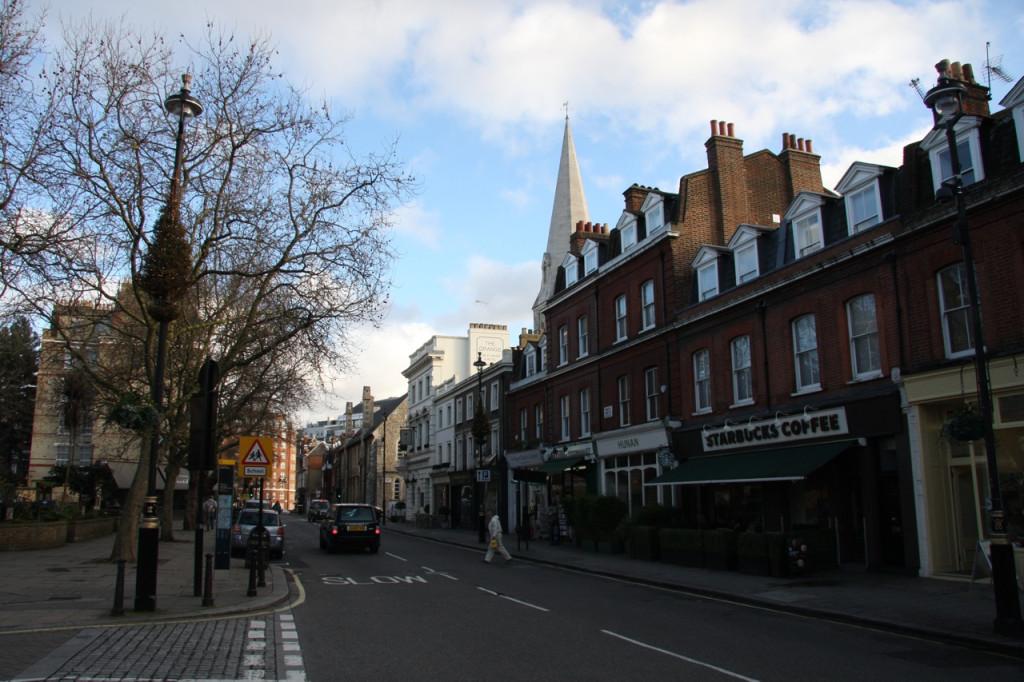 Pimlico Road