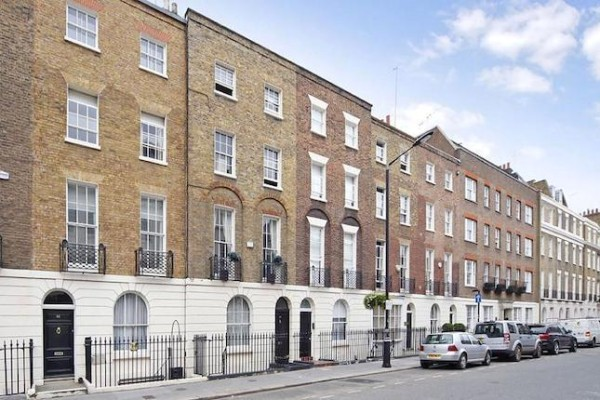 Ebury Street - Belgravia (Source: Zoopla.co.uk)