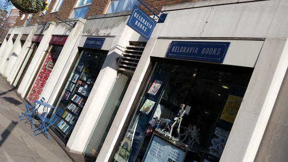 Paradise is a bookshop