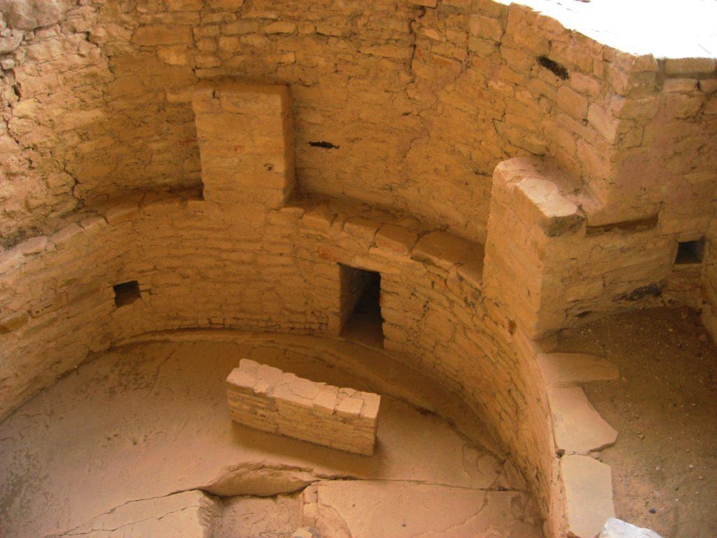 Kiva Mesa Verde