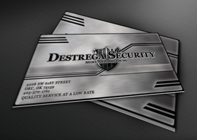 Destrega Security
