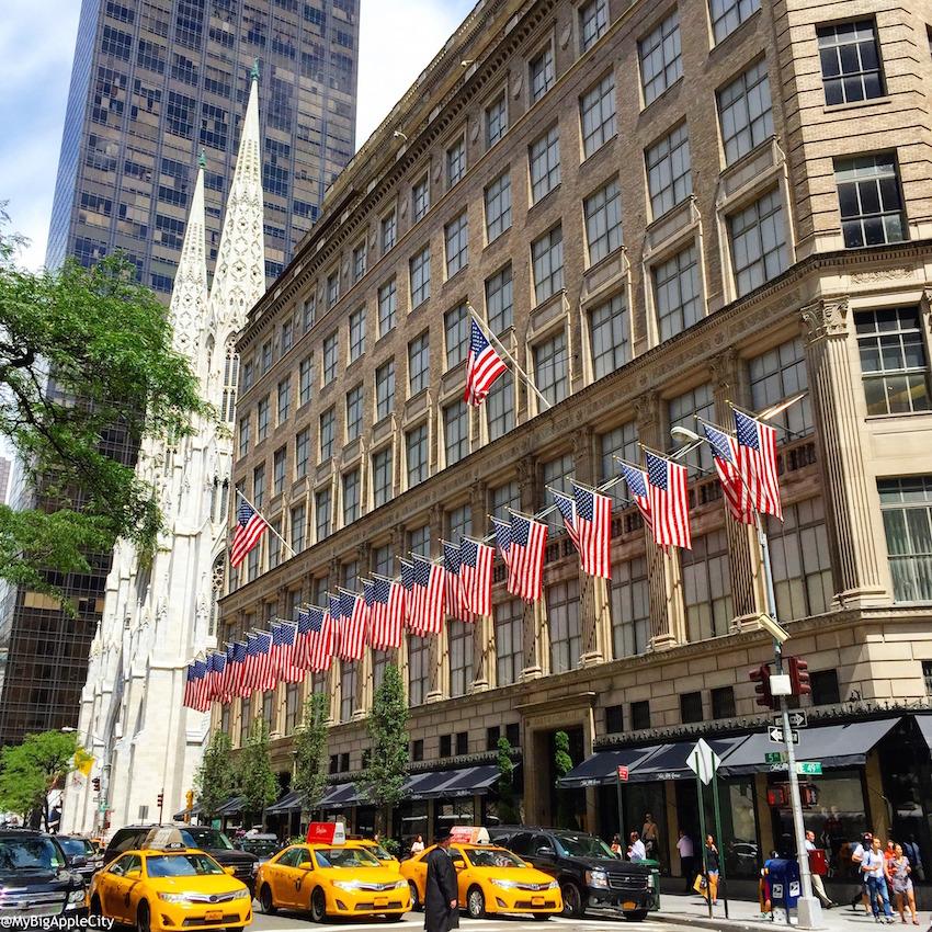 Saks-Fifth-Avenue-blog-voyage-NYC-2015-Instagram