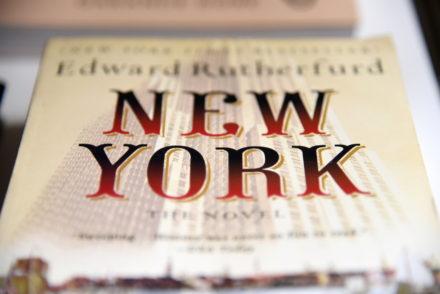 New York Book Lifestyle blog MyBigAppleCity
