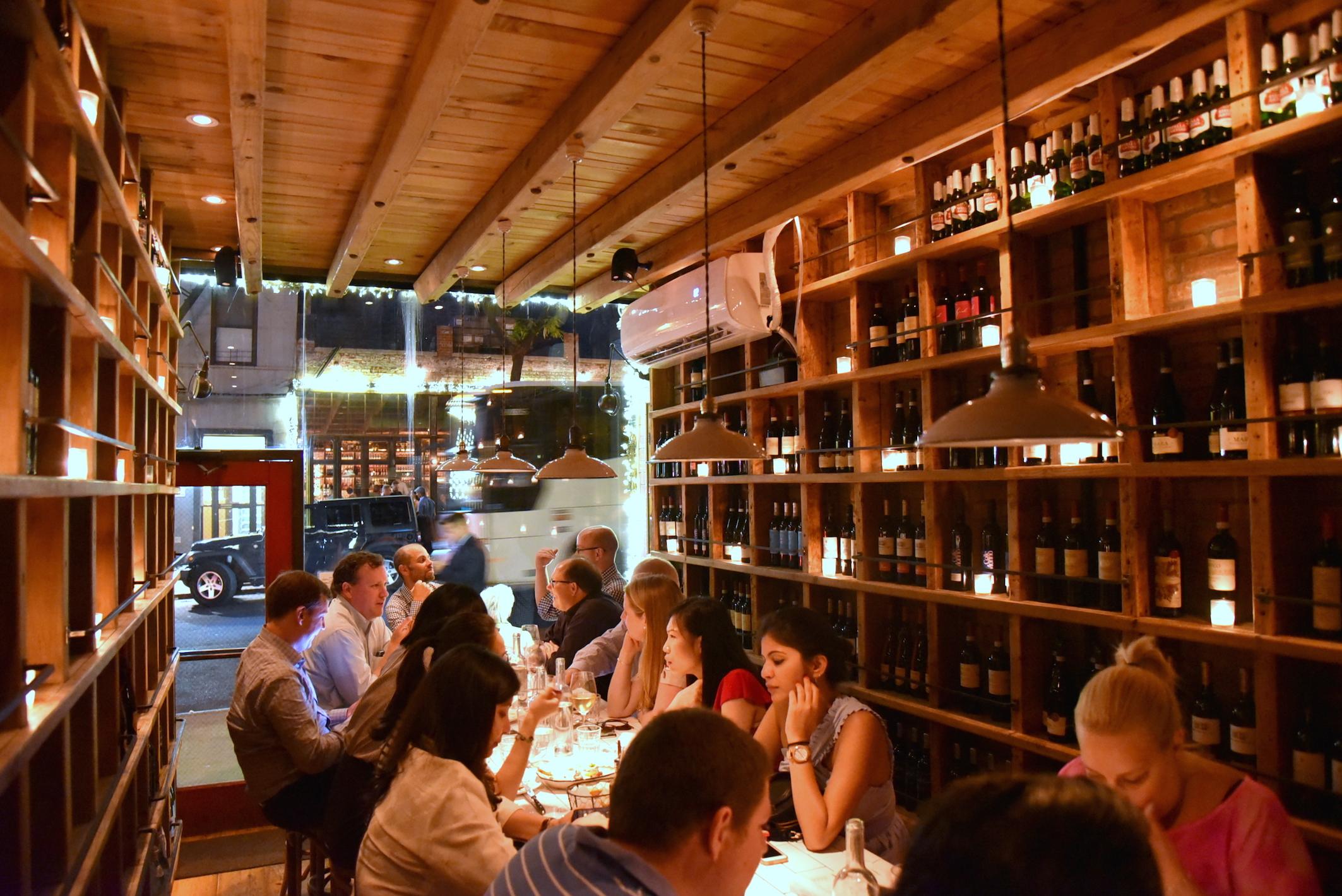 Bricola NYC restaurant Hell's Kitchen Travel Blog