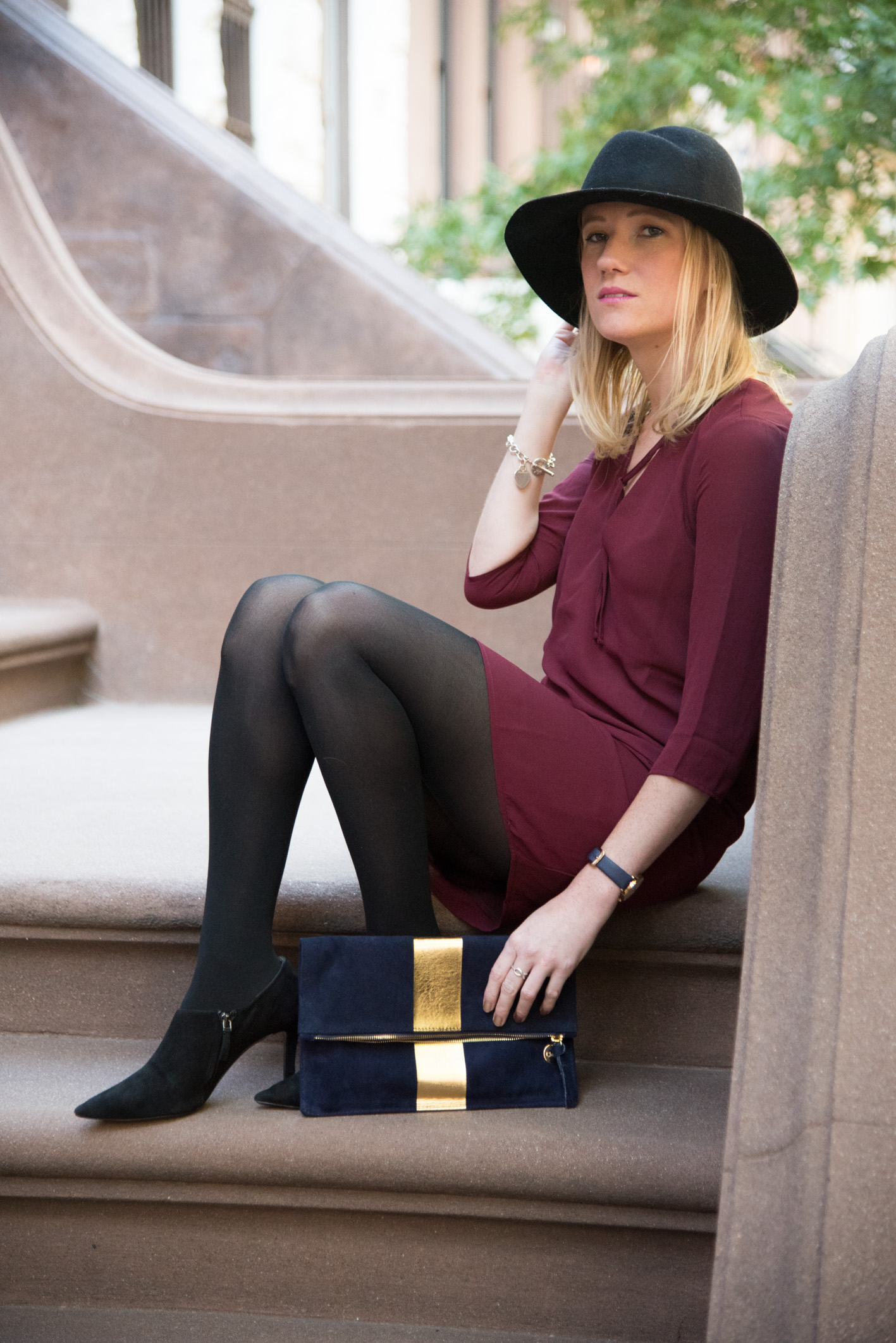 Blogueuse mode et lifestyle à New York